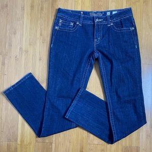 Miss Me straight jeans JP6048T3 30